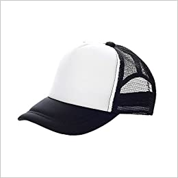 f326afdb58bbf Opromo Kids Two Tone Mesh Curved Bill Trucker Cap