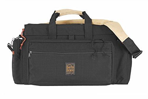 Portabrace DVO-2R DV Organizer (Black/Red) by PortaBrace