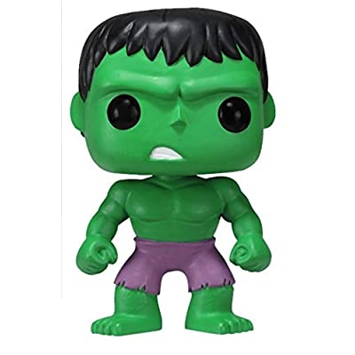 Marvel Universe: Hulk: Funko Pop! Marvel: Toys & Games