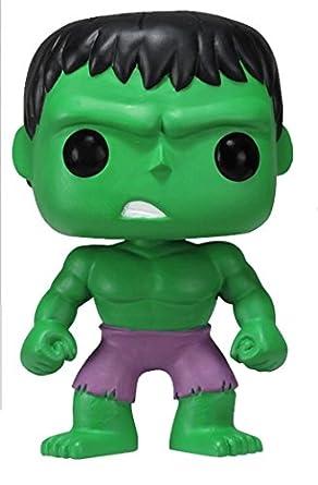 Amazon.com: Marvel Universe: Hulk: Funko Pop! Marvel: Toys