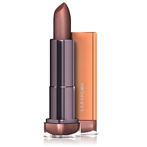 CoverGirl Colorlicious Lipstick, Sultry Sienna, 0.12 Ounce by COVERGIRL (Lipstick Ounce 0.12)