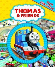 Thomas & Friends First Look & Find