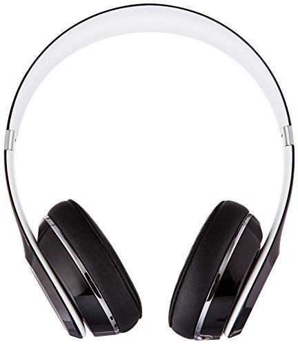 Beats By Dre Solo 2 Luxe Edition On-Ear Headphones | Black (WIRED,  Not Wireless) by Beats (Image #1)