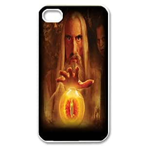 High Quality Phone Case For Iphone 4 4S case cover -christopher lee Phone Case-LiuWeiTing Store Case 16