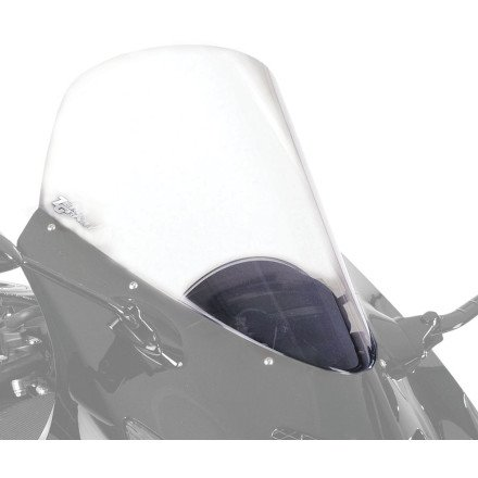 02-09 HONDA VFR800FI: Zero Gravity Sport Touring Windscreen (CLEAR)