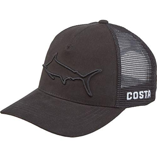 Costa Del Mar Stealth Marlin Trucker (Fish Trucker Hat)