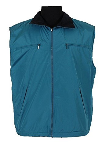 Abraxas gilet softshell pétrole grande taille