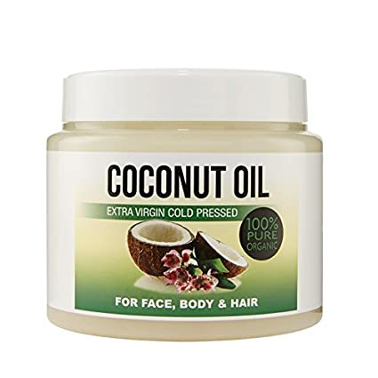 Coconut Oil For Skin, Keeps Skin Beautifully Soft, Looking Younger and  Provides Intense Protection