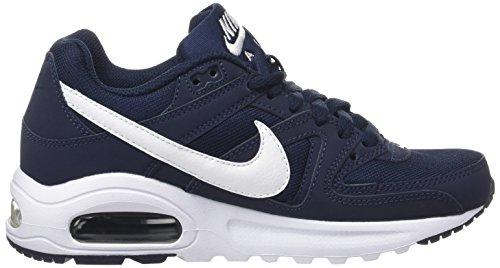 Nike Jungen Air Max Command Flex (GS) Sneaker Blau (Obsidian/white Black)