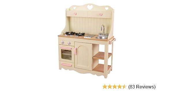 amazon com kidkraft prairie kitchen toys games