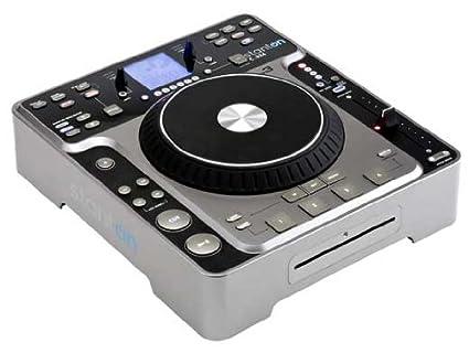 Amazon.com: Stanton C.324 mesa reproductor de CD con ranura ...