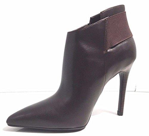 Guess - Zapatos de vestir de Piel para mujer marrón marrón