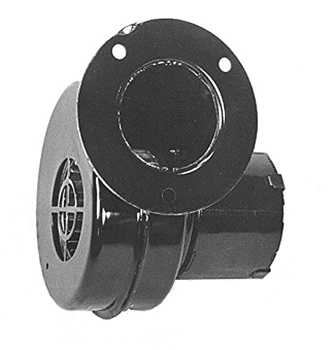 Fasco 50747-D500 Centrifugal Blower with Sleeve Bearing, 3,200 rpm, 115V, 60Hz, 0.52 amps