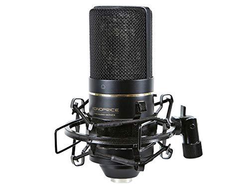 Monoprice Large Diaphragm Condenser Microphone - (600800) ()