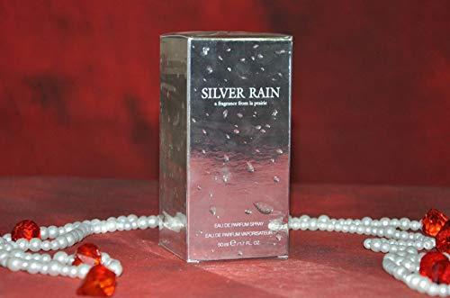 - Silver Rain Perfume by La Prairie for Women. Eau De Parfum Spray 1.7 oz / 50 Ml