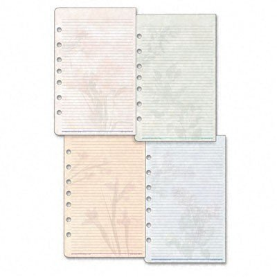 Planner Refill, Garden Path Note Pads, 5-1/2 x 8-1/2, 2 Pads, 24 Sheets Each (DTM13488)