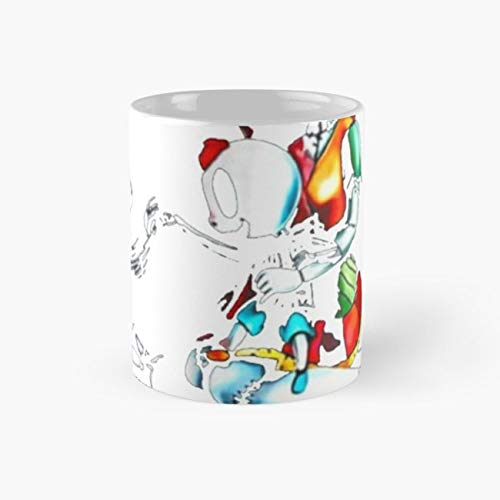 Songbird Two Colored Mothers Day Mother Of Nightmares 11 Oz Coffee Mugs