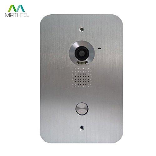 monitor de 2 x 7 pulgadas 2 Alambres para videoporteros