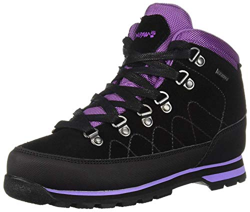 BEARPAW Women's Kalalau Hiking Boot, Black, M100 M US reviews