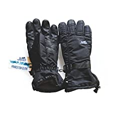 Mountain Made Waterproof Insulated Winter Gloves For Men and Women