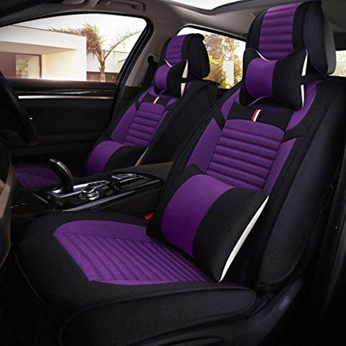 HL-TD Car Seat Cover Car Seat Covers Sports Car Seat Four Seasons Universal All-Inclusive Seat Cover Durable (Color : C)