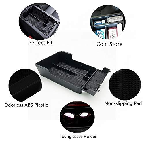 Center & Floor Consoles Automotive Armrest Secondary Storage Box ...