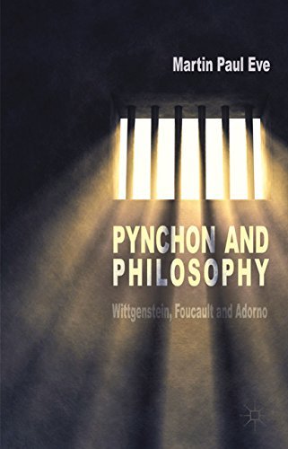 Download Pynchon and Philosophy: Wittgenstein, Foucault and Adorno Pdf
