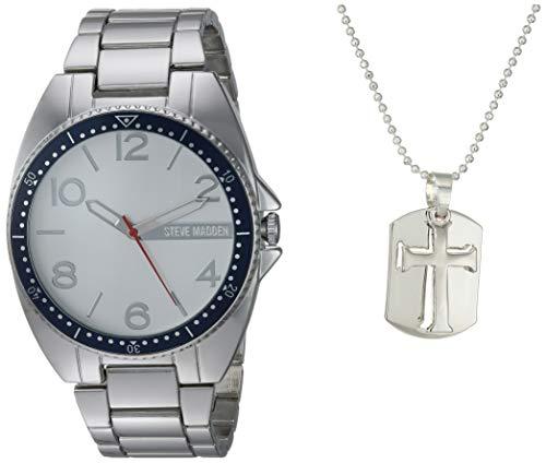 Steve Madden Fashion Watch (Model: SMWS063)