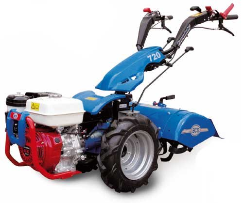 Motocultor BCS 720 HONDA GX 270 de gasolina: Amazon.es: Jardín