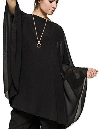 Accessorize Unique Taille T Rose Noir Femme shirt me SYrn8qS