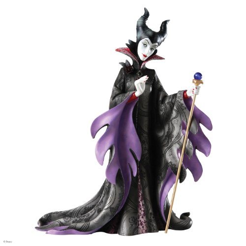 Enesco Disney Showcase Maleficent Couture de Force Princess Stone Resin Figurine from Enesco