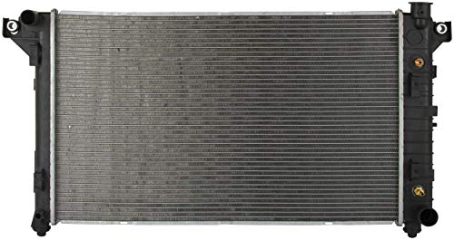 Spectra Premium CU2291 Complete Radiator for Dodge Ram