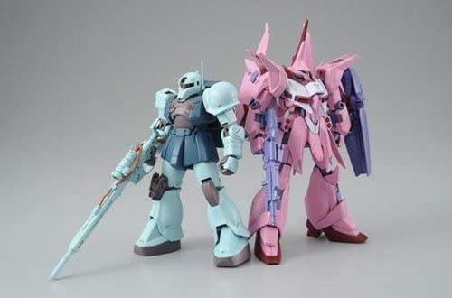 1/144 Bawoo GPB Color & Zaku I Sniper Type GPB Color Exclusive Model Kit by Bandai Japan 41Uf0R2BJBBL