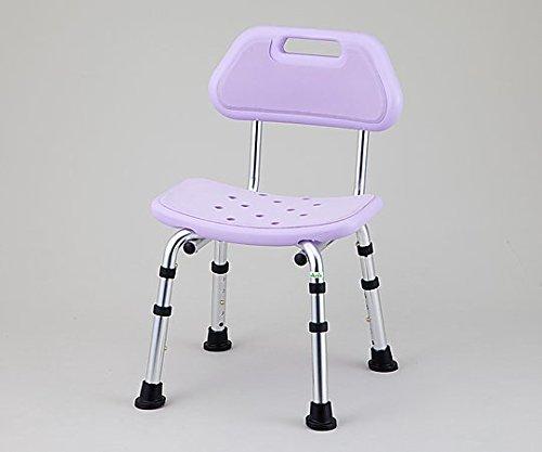 ナビス(アズワン)8-7234-02座りやすいシャワー椅子(背付き) B07BD2Z6J1
