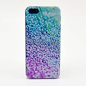 PEACH Colourful Sparkling Pattern Hard Case for iPhone 5/5S