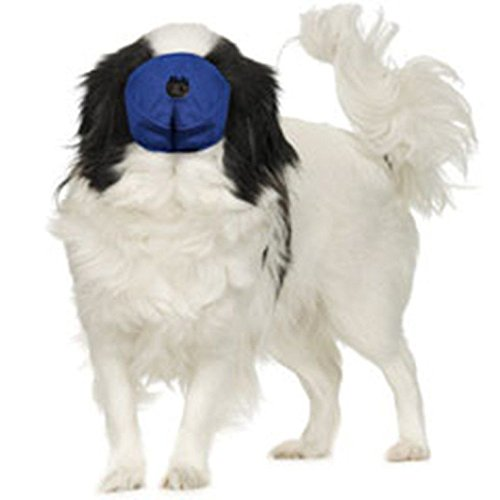 Small, Pug-nosed Quick Muzzle®, Blue