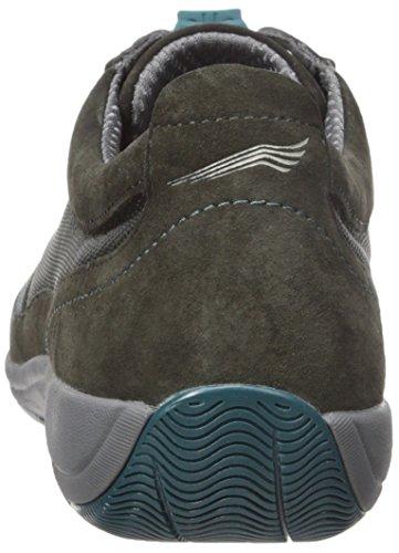 Women's Olive Dansko Suede Fashion Helen Sneaker Black dRq87R