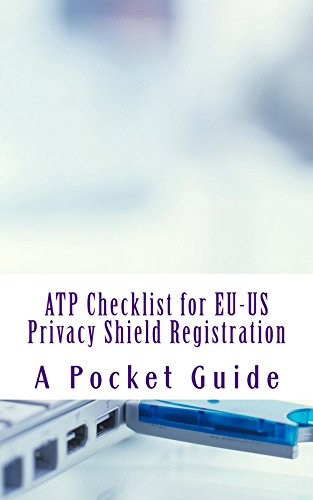 ATP Checklist for EU-US Privacy Shield Registration: A Pocket Guide