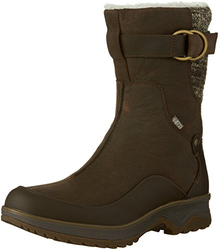 Merrell Eventyr Mid North WTPF Womens Boots Clay