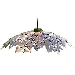 AUDUBON/WOODLINK Weather Shield Baffle Brushed Copper 18 INCH