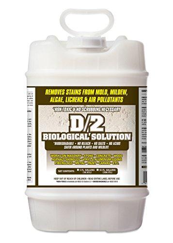 D2 Biological Solution 5 Gallon Pail by D/2 Biological Solution 5 Gallon Pail