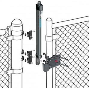 Magna-Latch MLS2RPAKA Round Post Adapter Kit