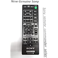 New Genuine Sony Remote RM-AMU185 Replace The RM-AMU184 For MHC-ECL5 HCD-ECL5