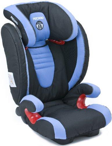 Recaro ProBooster High Back Booster Car Seat, Blue Opal, Baby & Kids Zone
