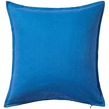 Amazon.com: IKEA Gurli funda de fundas de cojín, color azul ...