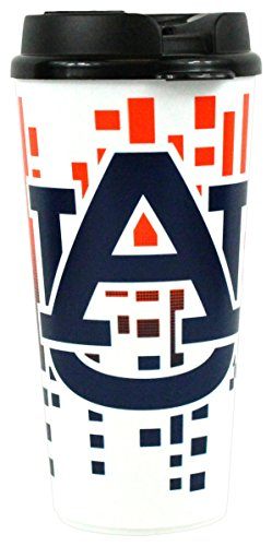 The Memory Company NCAA Auburn Tigers Hype Travel Cup, 32-Ounce