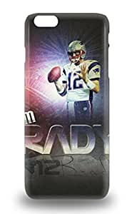 New Arrival Cover 3D PC Soft Case With Nice Design For Iphone 6 Plus NFL New England Patriots Tom Brady #12 ( Custom Picture iPhone 6, iPhone 6 PLUS, iPhone 5, iPhone 5S, iPhone 5C, iPhone 4, iPhone 4S,Galaxy S6,Galaxy S5,Galaxy S4,Galaxy S3,Note 3,iPad Mini-Mini 2,iPad Air )