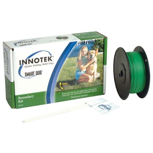 Innotek Boundary Kit for In-Ground Pet Fencing System, BD-25