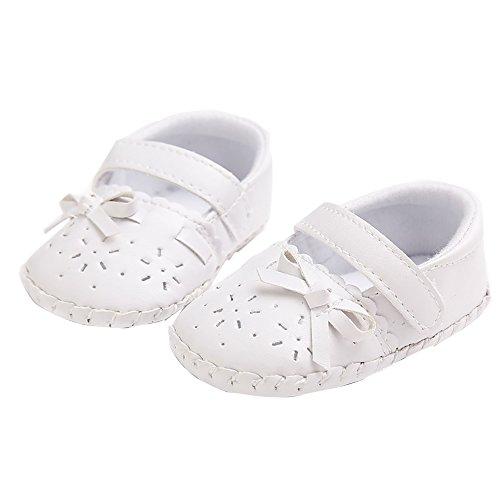 waylongplus infantil Prewalker antideslizante de verano Pescador Sandalia de bebé cuna zapatos Talla:13 (12-18 Months)