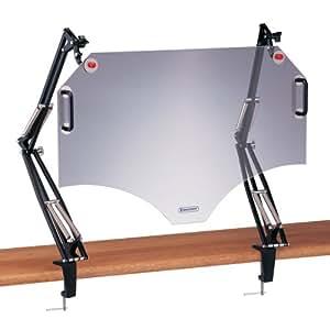 Bel-Art, Scienceware, 249660004, Shield, Acrylic, Splash, Double Wall Mount